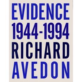 Richard Avedon, Evidence 1944-1994
