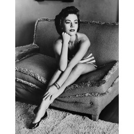 Frank Worth, Portrait Nathalie Wood