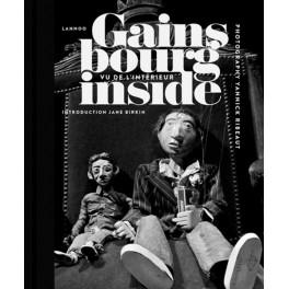 Yannick Ribeaut, Gainsbourg Inside
